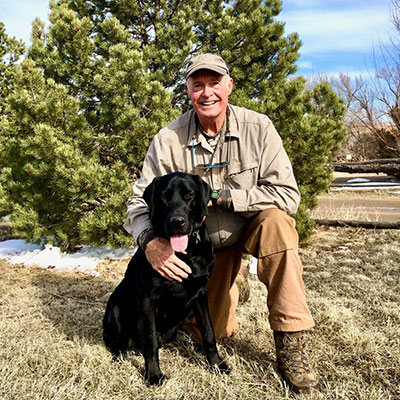 Pikes Peak Veterinary Clinic PPVC Colorado Springs vet. Staff Dr Jeff Fowler DVM